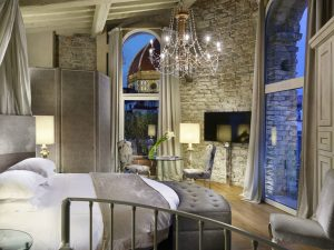Luxury 5 star hotel in Florence