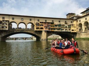 Soft Rafting Florence